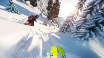 雪山オープンワールドスポーツ「STEEP」 直感的なトリックが爽快!第2弾開発映像が公開!!