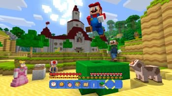 【朗報】Switch版マインクラフト、マップ面積はVita/WiiU版の12倍にも及ぶことが判明!!