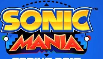 PS4/XB1/PC「SONIC MANIA」発表!2Dソニックによる完全新作、2017年春発売!!