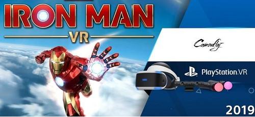 【速報】PSVR「アイアンマン」発表!2019年内発売 【State of Play】