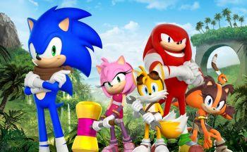 2機種で展開、ソニック新作 「ソニックトゥーン」Wii U版と3DS版の特徴やなど新情報が公開!!