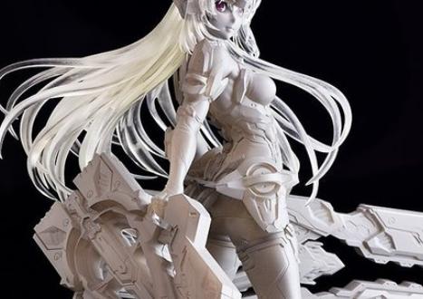 【速報】ゼノブレイド2 フィギュア「1/7 スケール KOS-MOS Re:」の原型発表きたあああぁぁっ!!!