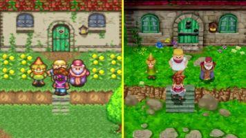 PS4/PSV 「聖剣伝説2 SECRET of MANA」 SFC版/3Dリメイク版 比較映像が公開!