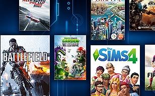 PCゲームプラットフォーム「Origin」で最大75%オフのメガセール開催中!!
