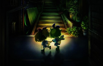 PS4/PSV「深夜廻」 日本一ソフトウェアのホラーアクション最新作、システム紹介ムービーが公開!