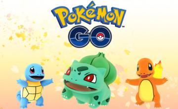 """「ポケモンGO」 XP&ほしのすなが倍に!明日11/23より""""Pokemon GO 感謝祭""""スタート!!"""