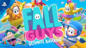 『Fall Guys』とかいうゲームで最後負けてディスク叩き割った