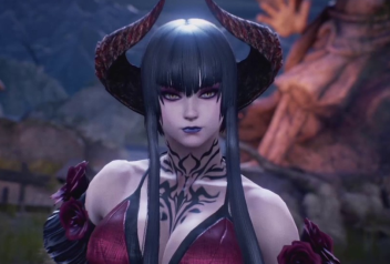 """PS4「鉄拳7」 新キャラ『エリザ』にスポットしたDLCトレーラーが公開!今度のキャラは""""エロ強い""""!!"""