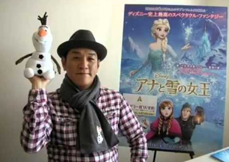 【悲報】ピエール瀧さん、アナ雪のオラフの声優降板へ【KH3】
