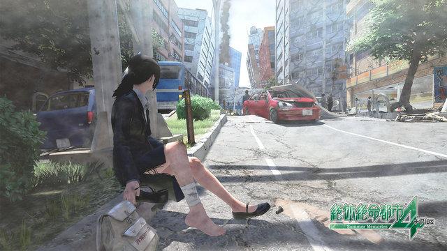 【朗報】Switch版「絶体絶命都市4」発売決定きたああああぁぁぁぁ!!