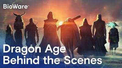 【朗報】「Dragon Age」シリーズ最新作の開発裏を映す最新映像が公開!