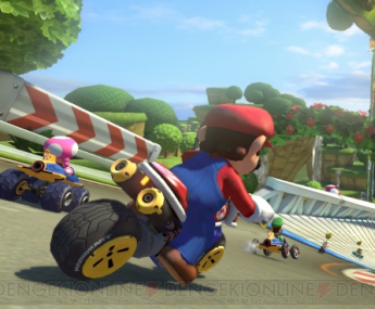 (Wii Uダウンロード販売ランキング) 1位はやっぱり「マリオカート8」!相乗効果で初代『スーパーマリオカート』もランクイン!!