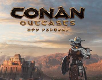 PS4「コナンアウトキャスト」 イントロダクショントレーラーが公開!最大40人マルチ対応のオープンワールドサバイバルアクション