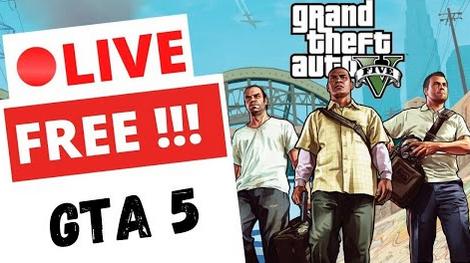 「GTA5」が無料!EPIC GAMESセールが凄いwwww