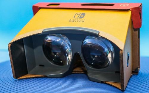 【朗報】Nintendo Switch VR 買ったらガチ最高だったwwwww