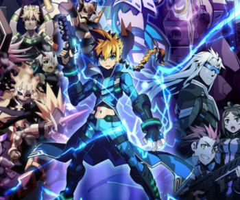 稲船敬二 新作2Dアクション! 3DS「蒼き雷霆 ガンヴォルト」が本日配信開始!11/19まで購入で 新作「マイティガンヴォルト」を無償で貰えるキャンペーンを実施!!