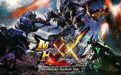 カプコン社長「Switch版MHXXは計画以上の売れ行き」