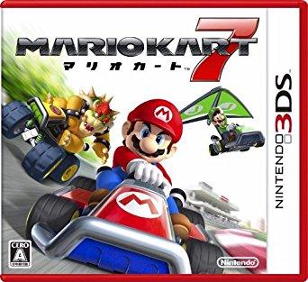 【驚愕】2011年発売の『マリオカート7』さん、未だに売れ続け現在182万本、世界累計は1704万本に到達