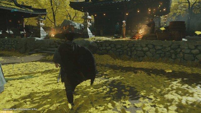 【画像】PS4 「ゴースト オブ ツシマ」ガチでヤバイwwww