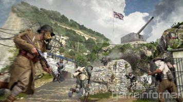 PS4「コール オブ デューティ ワールドウォーII」  マルチプレイとハードポイント、初のプレイ映像が公開