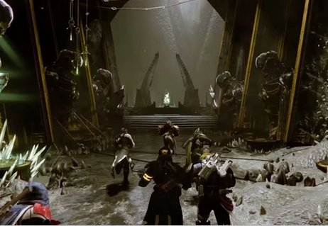 PS4/PS3 「Destiny 降り立ちし邪神」 Twitch予告映像が公開、強敵との戦闘も!