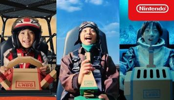 【朗報】発売が開始された「ニンテンドーラボ ドライブキット  Toy-Con 03」がめちゃくちゃ良く出来ている件
