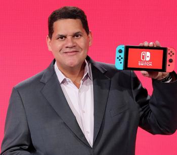 米任天堂・レジー社長「ポケモンとスマブラはSwitchゲームの最大の予約を追跡している」