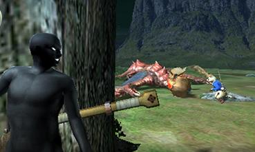 3DS「モンスターハンターダブルクロス」X「名探偵コナン」 強引コラボ、防具『犯人(黒い人)』衣装で狩猟解禁、これはひどいwwww
