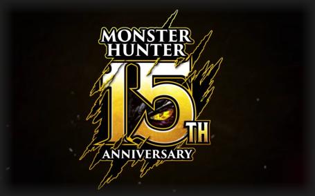 【速報】『モンスターハンター15周年』! カプコンが記念動画を公開!!