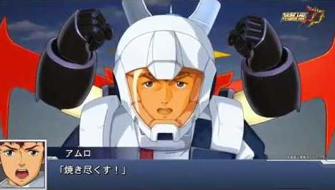 【悲報】アムロ・レイさん、スパロボDDでとんでもないガンダムに乗せられてしまう