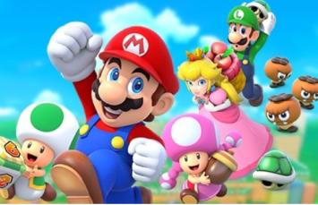 任天堂、『マリオパーティ』『ペーパーマリオ』『ドクターマリオ』を商標登録!Switch向けに準備中!?