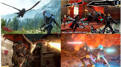 【朗報】ファミ通、「PS4おすすめRPG34選!(+α)」というものすごく力の入った特集をしてしまう