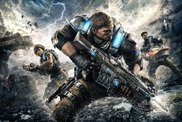 """【朗報】『Gears of War』最新作「Gears 5」の詳細が""""Xbox E3 Briefing""""でお披露目と公式Twitterにて告知!"""