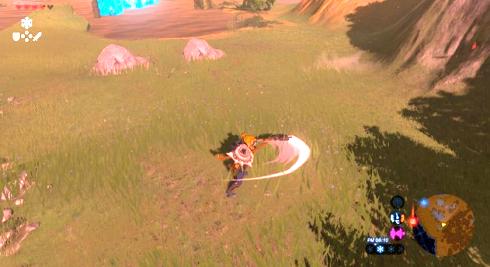 なぜゼルダ以外のアクションゲームの草は刈れないのか?