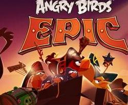 『アングリーバード』シリーズ新作はターン制のRPG「Angry Birds Epic」!! ビジュアル、コンセプト判明!