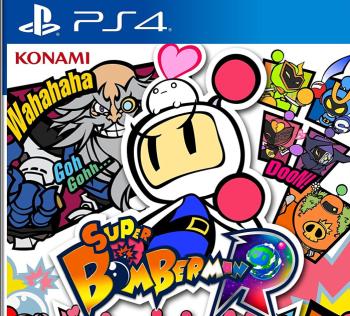 【朗報】Switch独占だった「ボンバーマン」がPS4でも発売決定!!「スーパーボンバーマンR」 PS4/XB1向けに6/14リリース