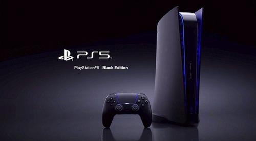 """【朗報】黒色モデルのPS5が超カッコいい!その名も""""Black Edition""""!!"""