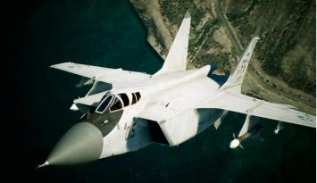 PS4/XB1「エースコンバット7 スカイズ・アンノウン」機体紹介トレーラー『MiG-31B』が公開!