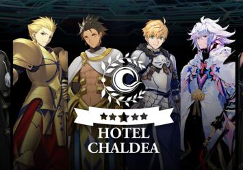 【速報】FGOホテル、オープン決定!!