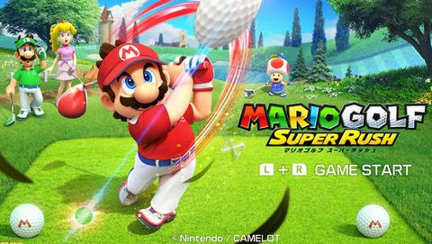 【6/21~6/27 ファミ通週販】Switch「マリオゴルフスーパーラッシュ」が初登場1位を獲得!「戦国無双5」は2位、3位で合算首位の好スタート!!