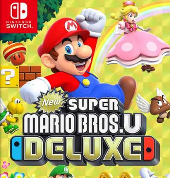 【悲報】Switch「Newスーパーマリオブラザーズ U DX」、WiiU版よりファミ通レビューが4点も下がる