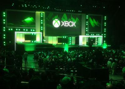 (ティーヴィーの面影無し) マイクロソフトのE3発表は「ゲーム、ゲーム、さらにゲーム」
