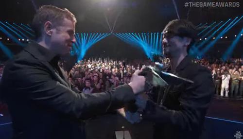 【速報】「デス・ストランディング」 『TGA2016』にて最新映像を解禁、PS4独占を発表!小島監督が大歓声の中登壇、『INDUSTRY ICON』賞を受賞!!