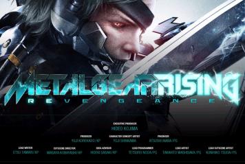 (悲報) PS4「メタルギアライジング2」登場?の噂にゲームジャーナリスト「あれは違う」 コジプロ「知らんがな」