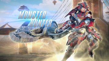 PS4/XB1/PC 「マーベル VS. カプコン:インフィニット」  DLC『モンスターハンター』紹介トレーラー が公開!