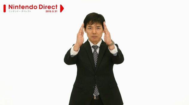 「ニンテンドーダイレクト」 11/13午前7時から放送決定!広報室の森本さんが直接お届け!!