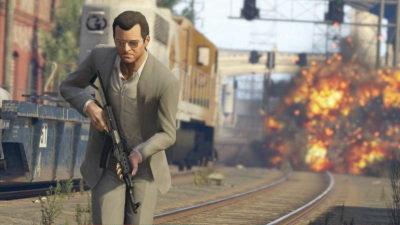 【朗報】『GTA5』を2ヶ月間プレイしても人は暴力的にならなかったことが判明!!