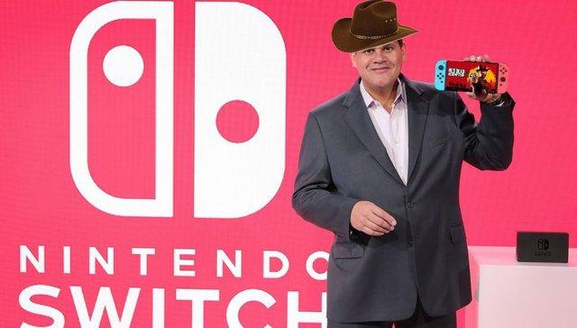 レジー社長「RDR2がSwitchに出ないのは製作当初Switchがまだ出ていなかっただけ。移植して欲しい」