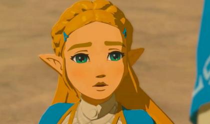 【スマブラSP】桜井「BotWのゼルダ姫は戦闘向きじゃないので出しません」