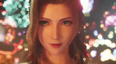 【画像】FF7リメイクのエアリスが美しすぎるwwww